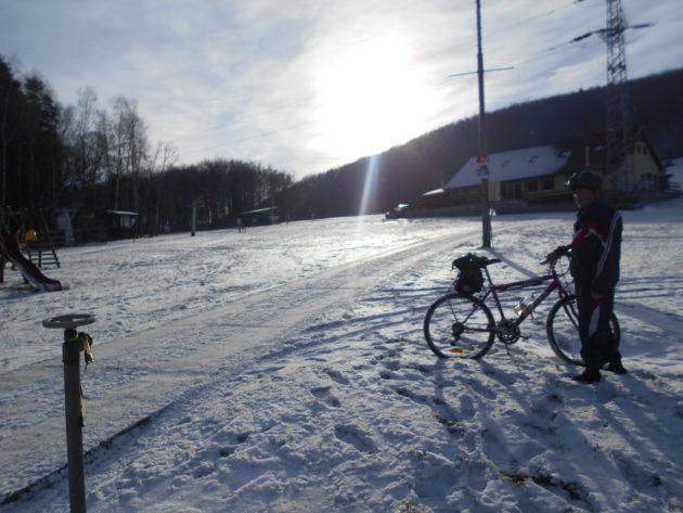 Nie je to tak dávno, že v taký čas ešte ani na Jahodnej snehu nebolo :-)