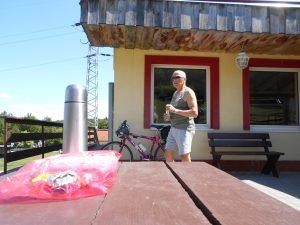 Reštaurácia v rekreačnom stredisku Jahodná